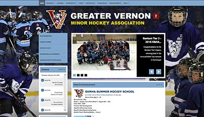 Vernon Minor Hockey Association